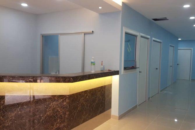 Klinik Amal Muhajir, Opening Soon.